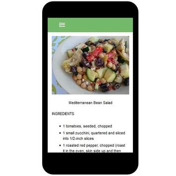 Mediterranean Recipes apk screenshot