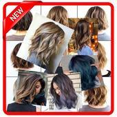 Medium Lenght HairStyles icon