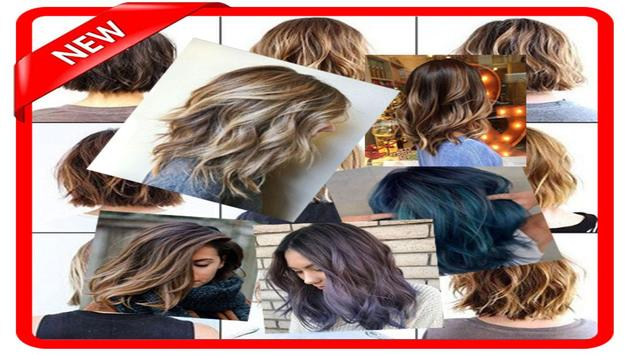 Medium Lenght HairStyles poster