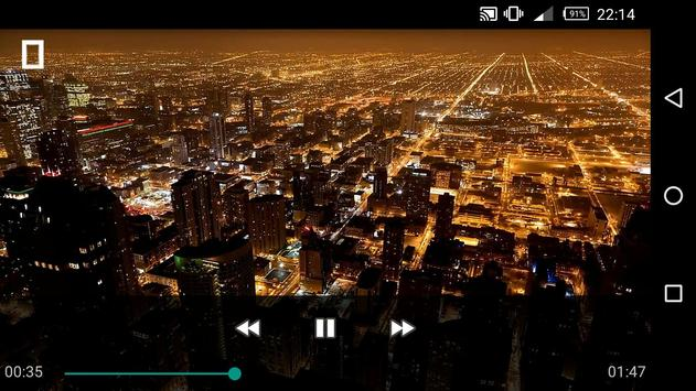 HD Video and Audio Player apk screenshot