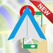Guide for Android Auto Maps app Voice & Media Auto icon