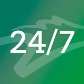 EOM 24/7 icon