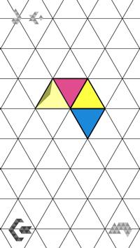 Triangles screenshot 1