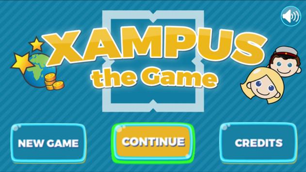 Xampus The Game poster