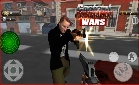 Contract Commando Wars poster