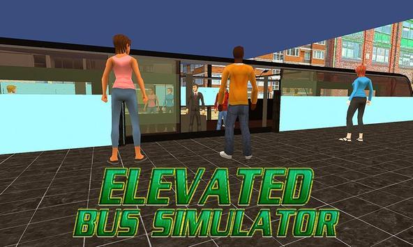 Elevated Bus Simulator screenshot 1