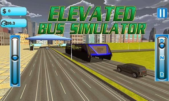 Elevated Bus Simulator screenshot 2