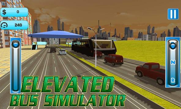 Elevated Bus Simulator screenshot 3