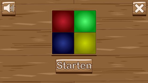 Kleuren geheugentrainer captura de pantalla 3