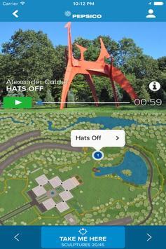 PepsiCo DMK Sculpture Garden screenshot 2