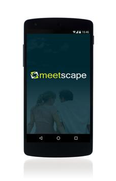 Meetscape - Meet New People poster