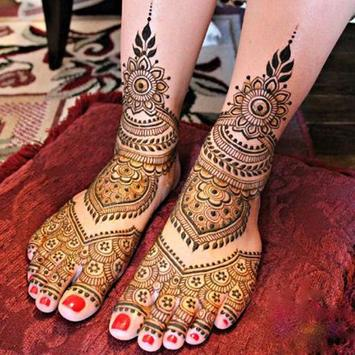 Mehndi Design For Feet screenshot 3