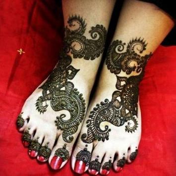 Mehndi Design For Feet screenshot 4