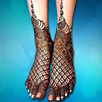 Mehndi Design For Feet screenshot 5