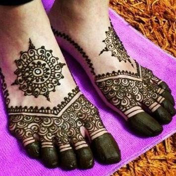 Mehndi Design For Feet screenshot 7
