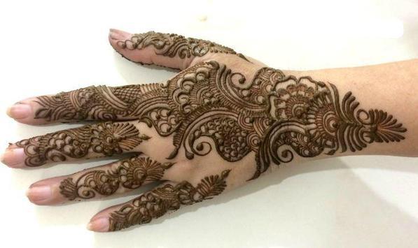 Mehndi Design Ideas apk screenshot