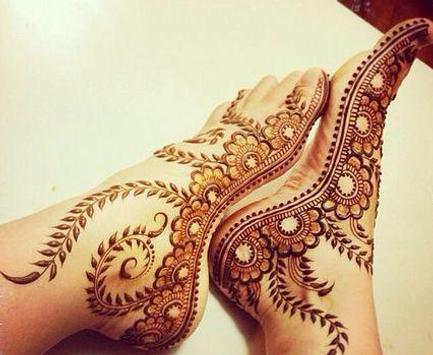 Mehndi Designs For Foot screenshot 3