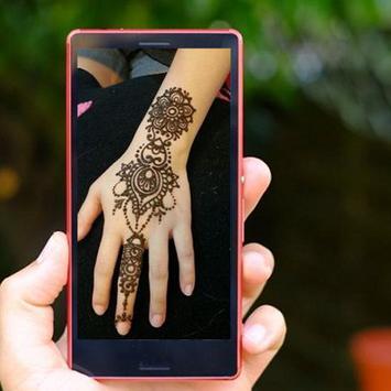 Cute Mehndi Design screenshot 1