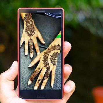 Cute Mehndi Design screenshot 2
