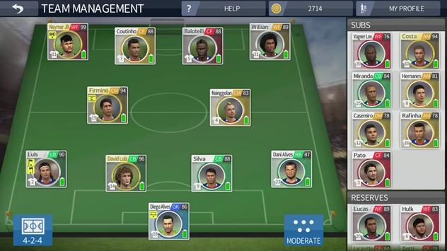 Guide Dream League Soccer 2017 apk screenshot
