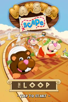 Hamsterscape: The Loop poster