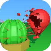 Red Garden Balloon icon