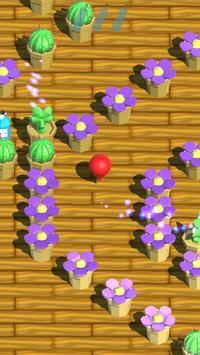 Red Garden Balloon screenshot 1
