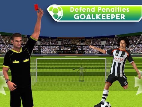 Football Cup Games Goal Kick Shoot Soccer Europe screenshot 14