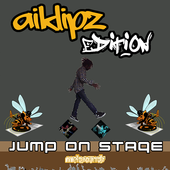 Jump on stage - Airklipz icon