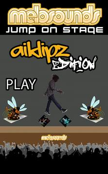 Jump on stage - Airklipz poster