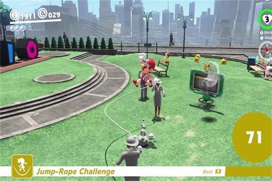 Cheat Super Mario Odyssey screenshot 1