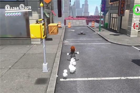 Cheat Super Mario Odyssey screenshot 2