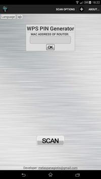 Wifi WPS Unlocker poster