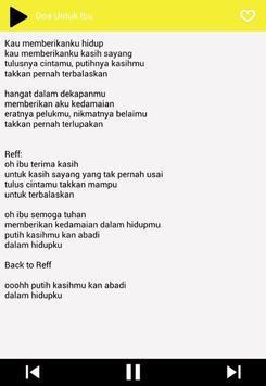 Koleksi Lagu Untuk Ibu+Ayah screenshot 2