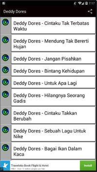 Lagu Deddy Dores - Bintang Kehidupan poster
