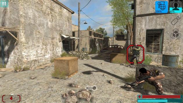 Enemy Nightmare Shooting Games apk screenshot