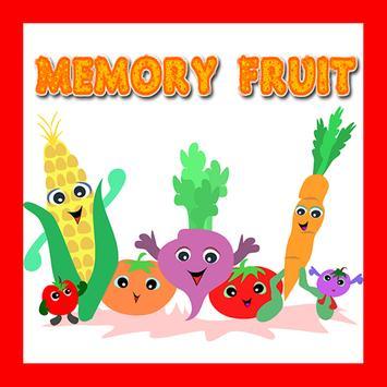 Kids Memory Fruit Game poster