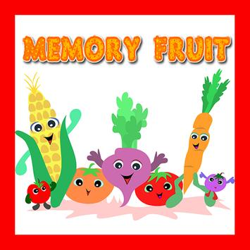 Kids Memory Fruit Game screenshot 1