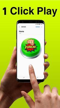 Punch Sound Button (1 Click Play) screenshot 1