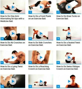 Home Ab Workouts apk screenshot