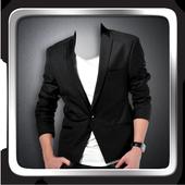 Men Fashion Photo Suit icon