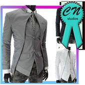 Men Fashion Suit Idea icon
