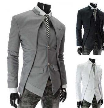Men Fashion Suit Idea screenshot 1