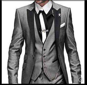 Men Fashion Suit Idea screenshot 4