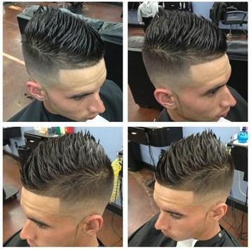 Men Hair Style Ideas screenshot 7