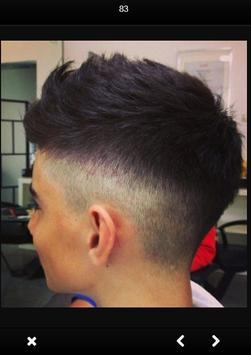 Men Hair Style Ideas screenshot 2