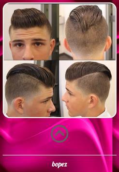 Men Hair Style Ideas screenshot 3
