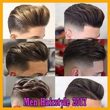 Men Hairstyle 2017 poster