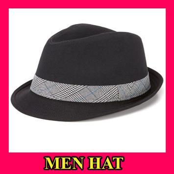 Men Hat Designs poster