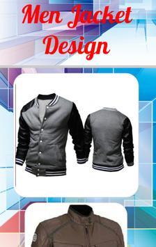 Men Jacket Design screenshot 1